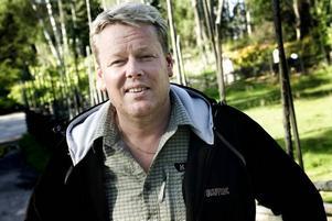 NÖJD. Tom Widorson, Furuviks vd, är nöjd med sommarens resultat.