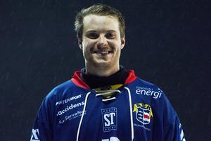 29 mål förra säsongen ska bli fler i vinter för Karl Högberg.