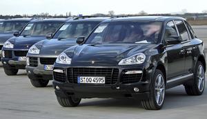 Porsche Center kommer att kontakta fordonsägarna inför det kostnadsfria verkstadsbesöket.