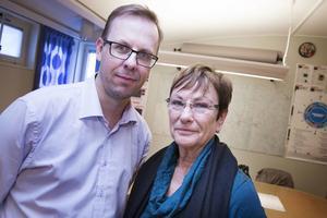 Flera politiker får lämna styrelserna för Ludvikahem, Ludvika Kommunfastigheter och brunnsviksbolaget om Håge Persson och Gaby Back får sin vilja igenom.