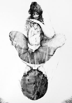 MÄSTARENS BLAD. I sommar lyfter Sandvikens konsthall fram grafikern Eigil Thorell.