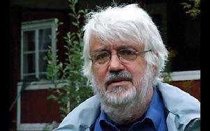 Krister Gidlund har utkommit med en ny diktsamling på Heidruns  förlag.FOTO:ULF LUNDÉN
