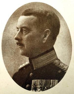 Överste Henning Stålhane.
