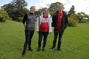 Tre syskon med starkt engagemang. Katarina Folkeson (MP), Jennika Landin (S) och Björn Folkeson (V) har fått med sig omtanken om miljön samt omtanken om sina medmänniskor från uppväxten, berättar de.