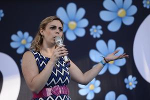 Paula Bieler är en av många SD-politiker som tvingas hantera angrepp och kritik.