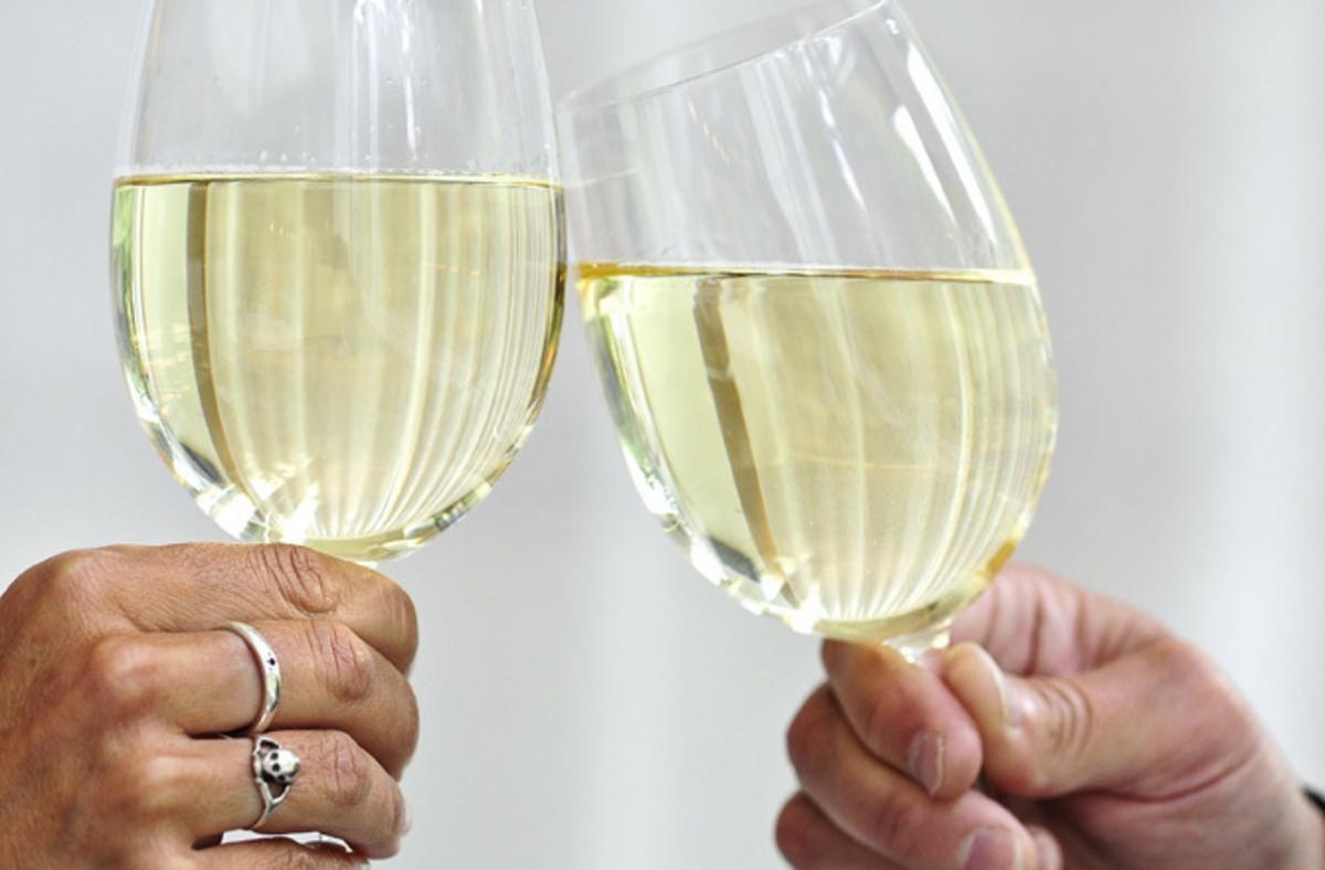 sätta igång förlossning champagne