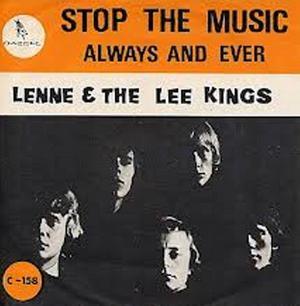Lee Kings släppte en singel med den på Tio i Topp diskvalificerade låten