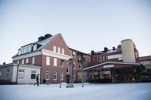 Hälsocentralen i Sveg.