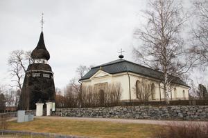 Ovanåkers kyrka. Sedan årsskiftet bildar Ovanåker en gemensam församling med Alfta, ska de båda också bilda ett helt självständigt pastorat?