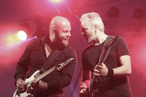 Helsingborgsbandet Soilwork spelar melodisk death metal.