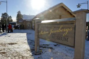 Sixten Jernbergs museum.