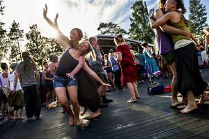 Urkult hålls i månadsskiftet mellan juli och augusti. Näsåkersfestivalen drar i vanlig ordning mycket folk till Nämforsens festplats.