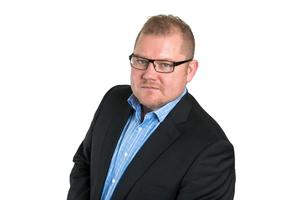 Anders Ingvarsson, chefredaktör och ansvarig utgivare för helahälsingland.se och tidningarna i Hälsingland.