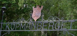En gång i tiden uppträdde stora artister som Abba och Emile Ford på Köpmanberget.