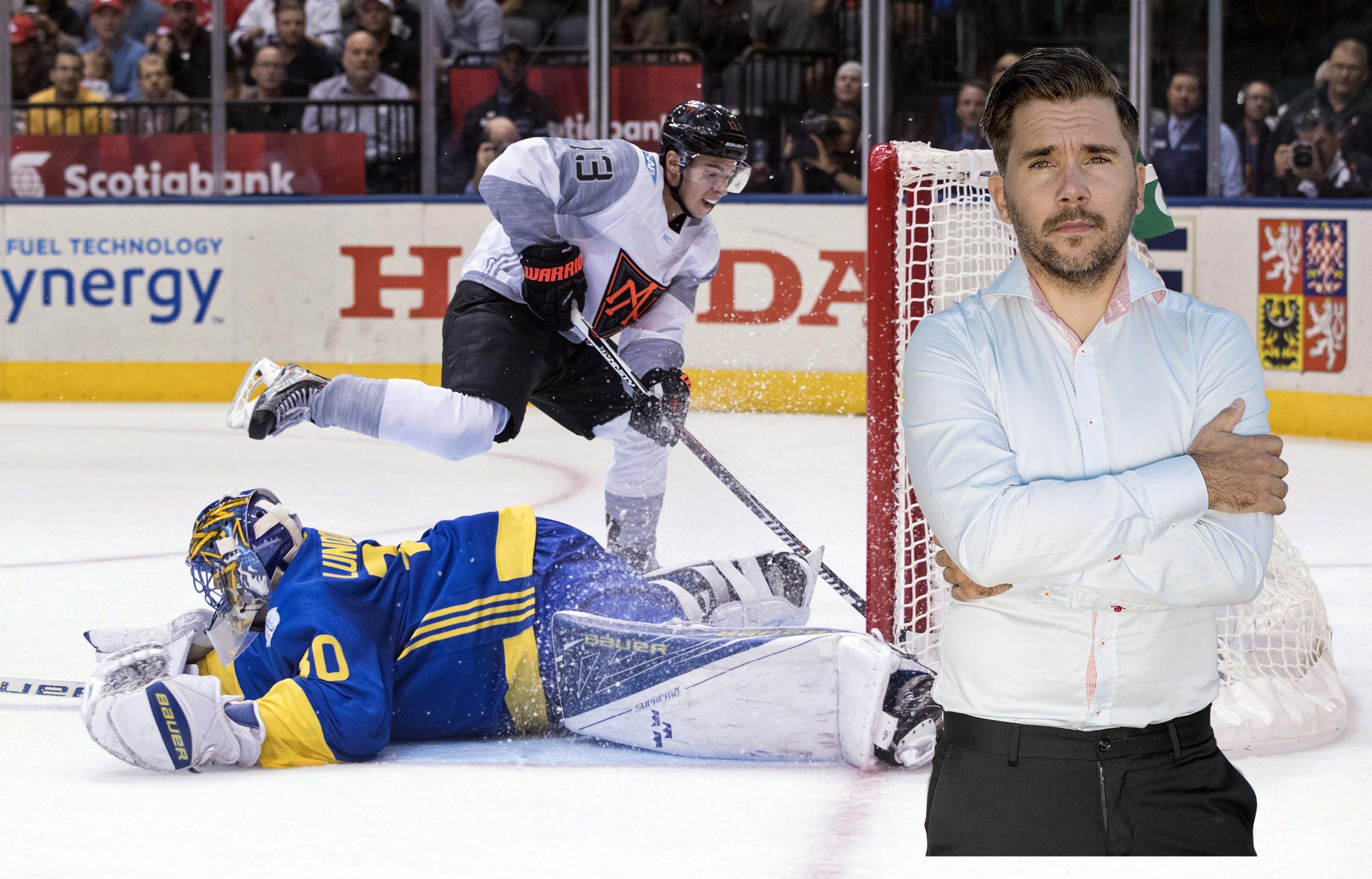 Backstrom ordnade segern at finland