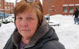 Marianne Wallberg: -- Jag vaccinerade mig i fjol och blev rätt hängig så jag står över nu.
