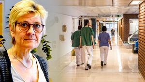 Nina Fållbäck Svensson, sjukvårdsdirektör.