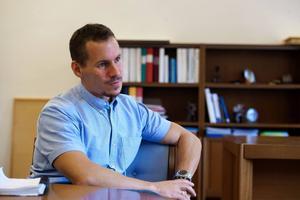 Kommundirektör Dan Nygren.