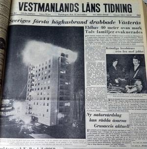 VLT 15 november 1962.
