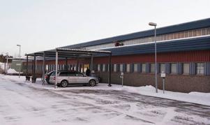 Här är industrilokalen som kan bli företagshotell.