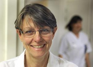 Ann Josefsson överläkare och klinikchef på kvinnokliniken på Universitetssjukhuset i Linköping.