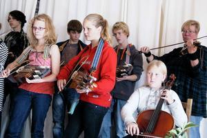 Tanken med lägret är att fånga upp alla unga som vill spela folkmusik. Tanken är också att spelmanslagen på detta sätt ska kunna rekrytera nya förmågor. Man behöver både utöka och föryngra.