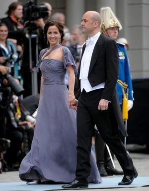 Filippa Reinfeldt 4/5. Hon är verkligen skitsnygg. Det är fint och smakfullt. Hon kan verkligen göra det bästa av sig själv. Det kan alla och då lyckas men verkligen.