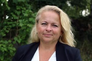 Kajsa Jacobsson, presschef på Peab.