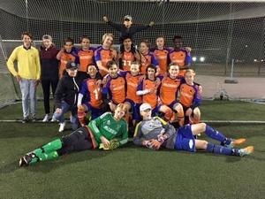Bollnäs P15-lag vann division 2 U norra i överlägsen stil.