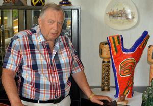 Att inte Y:et, den stora statyn vid E4 som är signerad Bengt Lindström, renoveras är en skamfläck, anser Kenneth Westberg.