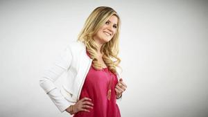 Karolina Bäckström tävlar med bidraget Life is a Mystery