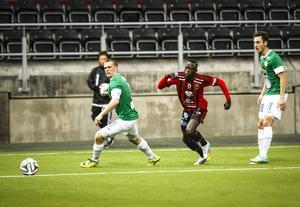 Modou Barrow, Östersunds FK.