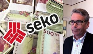 Utredningen av Seko-härvan har dragit ut på tiden rejält.
