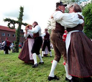 Dans vid Södertull. Foto: Mats Åstrand (arkivbild).