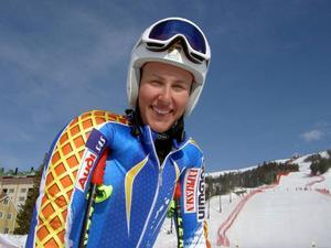 Åres Kajsa Kling behåller sin plats i A-landslaget.