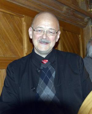 Orgelprofessor Hans-Ola Ericsson.