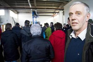 Jan Runsten från Alsen är en av de två miljöpartisterna som ingår i minoritetsstyret av Krokoms kommun.
