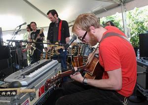 Seattlebandet Grand Archives är senaste bandet som är klart för sommarens Yran.