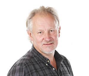 Hans Lindberg, chefredaktör och ansvarig utgivare på Östersunds-Posten.