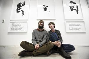 På Galleri Lokomotiv anordnades flera fina utställningar under 2015, bland annat med Marie Andersson och Gustav Person.