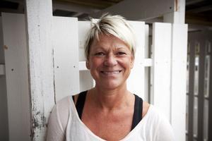 Förskolläraren. Den rust som gjorts under åren har föräldrar och personal hjälpts åt med, berättar Wivianne Hahne.