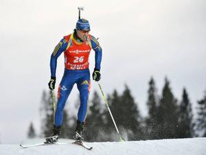 Christofer Eriksson blev den sista pusselbiten i den fem man starka skidskyttetruppen till OS i Sotji. Men trots att han var sist in kan han få en nyckelroll i stafettlaget.