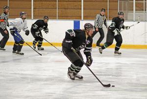 Johan Ehnberg är trotjänaren som valt att förlänga med Sala Hockey.