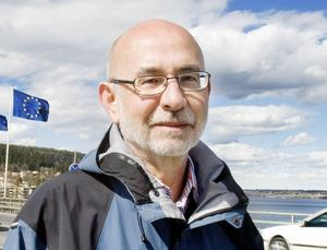 Jan Asplund, trafikingenjör på Östersunds kommun.