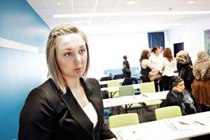 INVESTERA. Cassandra Bota är projektledare för projektet IK, investera i invandrarkvinnor.