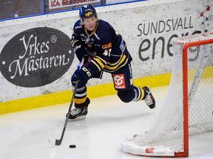 Mathias Månsson skadade sig under derbyt – och missar nu med största sannolikhet dagens match.