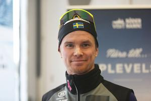 Simon Andersson tog hem bronsmedaljen i 15 km klassiskstil.