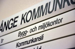 Ett misstänkt svartbygge har anmälts till Ånge kommuns bygg- och miljökontor.