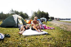 Jesper Pettersson ser redan framemot nästa års festival.