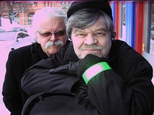 M.A. Numminen och Pedro Hietanen har kamperat ihop i 34 år. På lördag spelar de på Maxim.